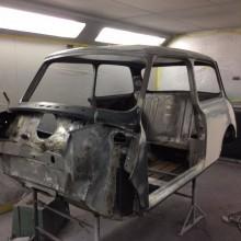 vehicle body shop kingskerswell, devon